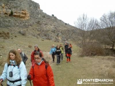 Senderismo por el Río San Juan; senderismo gratis; rutas montaña cerca madrid